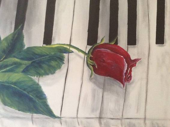 A Making Music paint nite project by Yaymaker