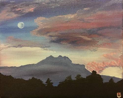 A Diablo Mountain paint nite project by Yaymaker