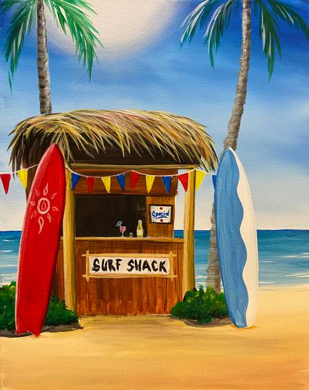 A Surf Shack experience project by Yaymaker