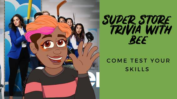 A Superstore Trivia with Bee experience project by Yaymaker