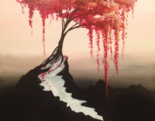 A Red Willow paint nite project by Yaymaker
