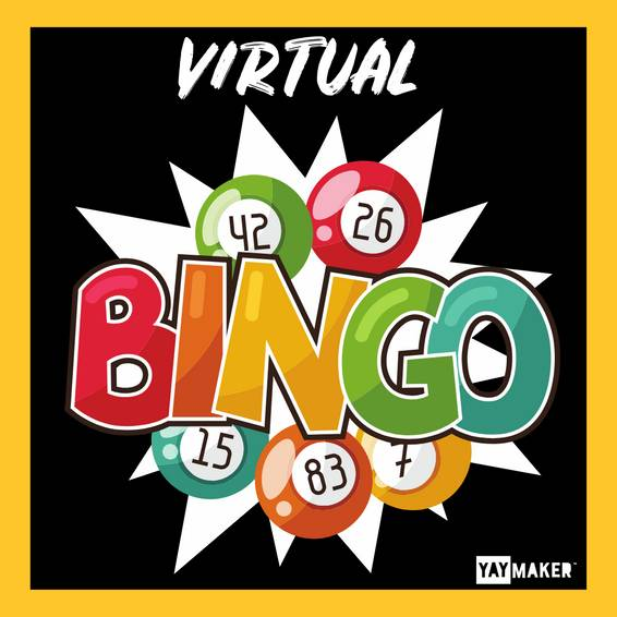 A Virtual Bingo experience project by Yaymaker