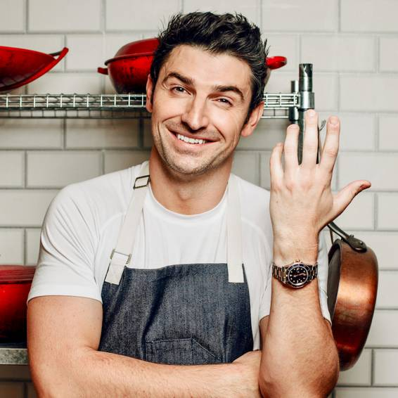 A 3 Course Meal Cooking Class with Celebrity Chef Stuart OKeefe experience project by Yaymaker