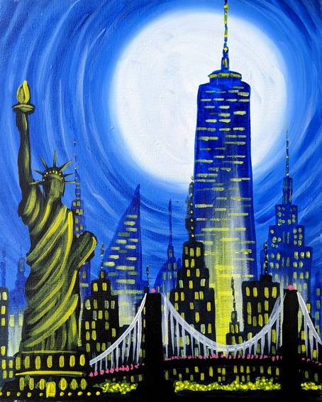 A Full Moon in New York City experience project by Yaymaker