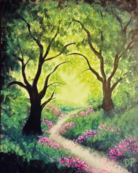 A Primrose Path paint nite project by Yaymaker