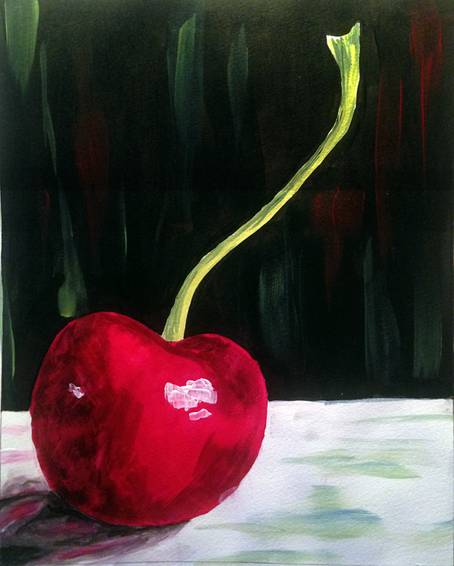 A Cherry paint nite project by Yaymaker