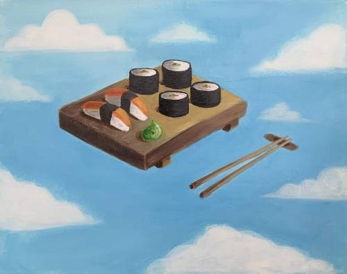 A Sushi in the Sky experience project by Yaymaker