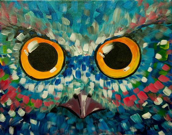 A Yellow Eyes paint nite project by Yaymaker