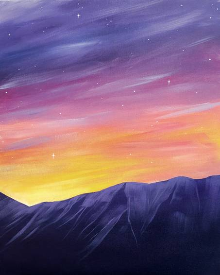 A Parks Sunset in Banff experience project by Yaymaker