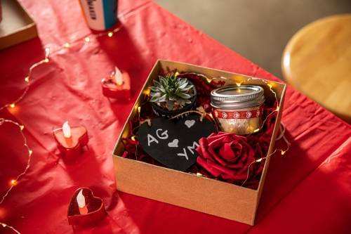 A Valentines Gift Trio experience project by Yaymaker
