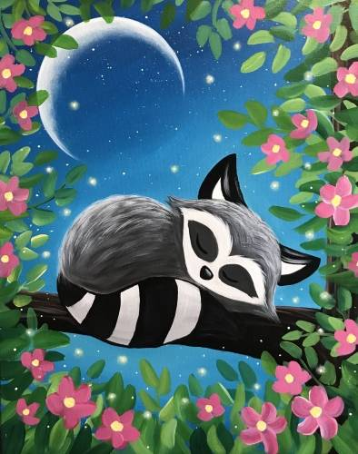 A Restful Raccoon experience project by Yaymaker