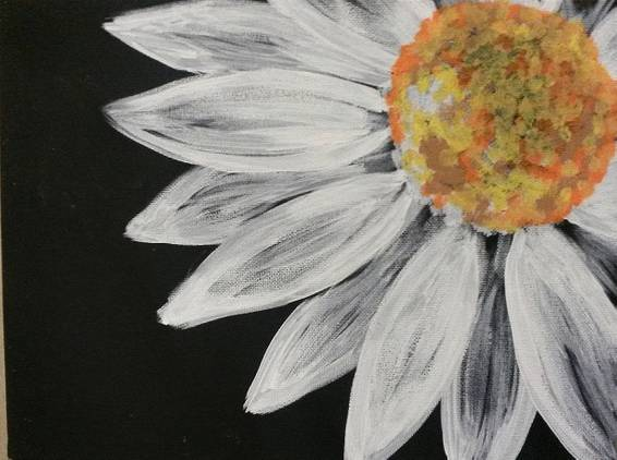 A Lazy Daisy paint nite project by Yaymaker