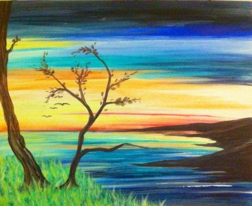 A Tranquility III paint nite project by Yaymaker