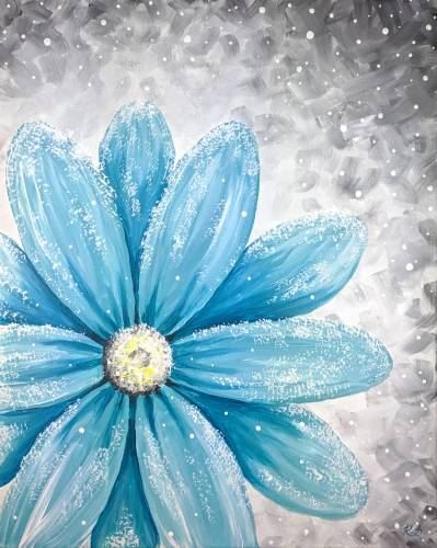A Snow Dusted Daisy experience project by Yaymaker