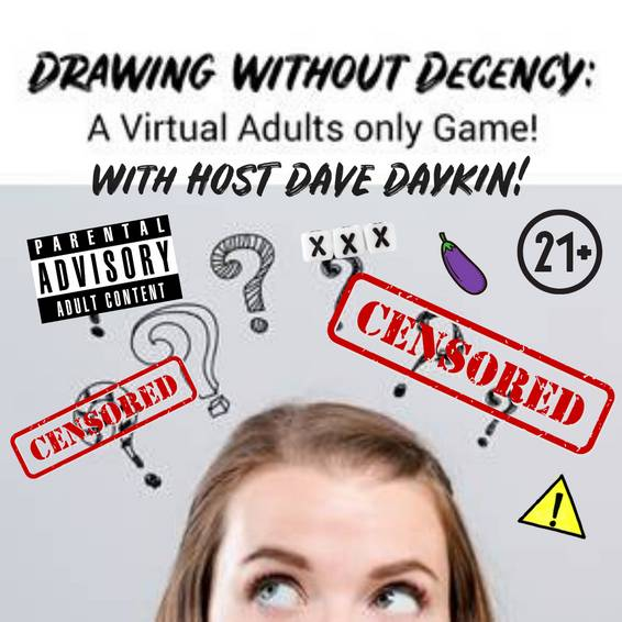 A Drawing Without Decency With Dave Daykin experience project by Yaymaker