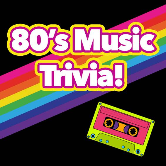 A 80s Music Trivia experience project by Yaymaker