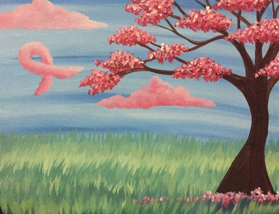 A Hope Springs paint nite project by Yaymaker