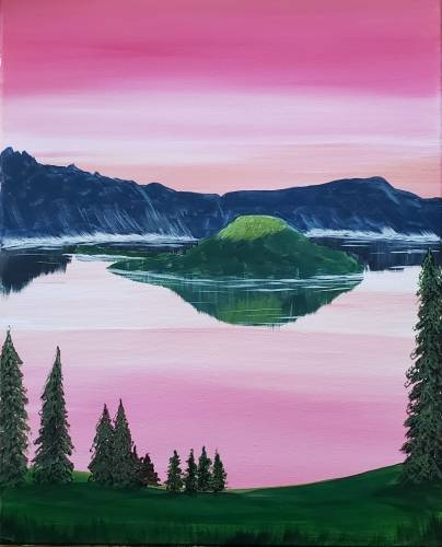 A Parks Spring at Crater Lake experience project by Yaymaker