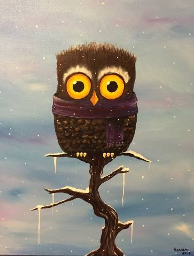 A sHOOT Its Cold paint nite project by Yaymaker