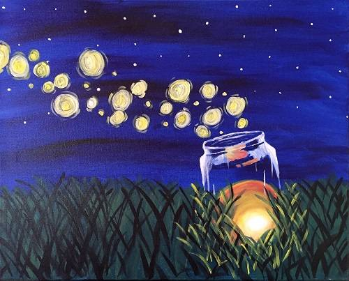 A Illumi paint nite project by Yaymaker