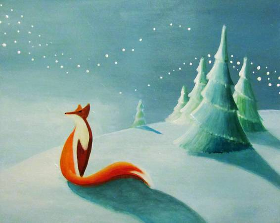 A Fox Hill paint nite project by Yaymaker