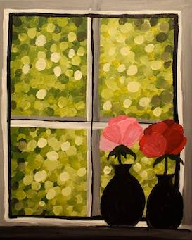 A Window 2 paint nite project by Yaymaker