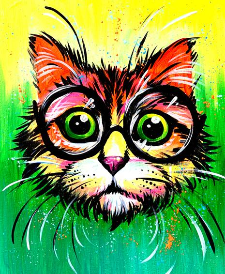 A Wise Cat experience project by Yaymaker
