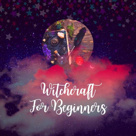 A Witchcraft for Beginners experience project by Yaymaker