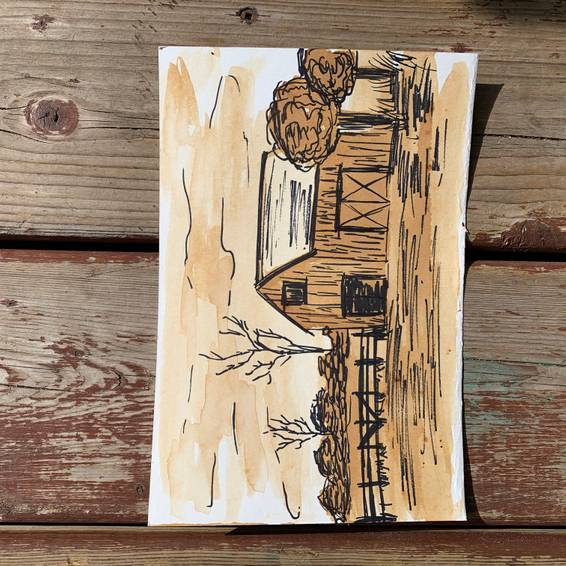 A Instant Coffee  Sharpie Barn experience project by Yaymaker