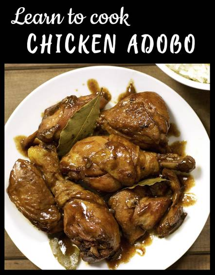 A Virtual Learn How To Cook Chicken Adobo experience project by Yaymaker