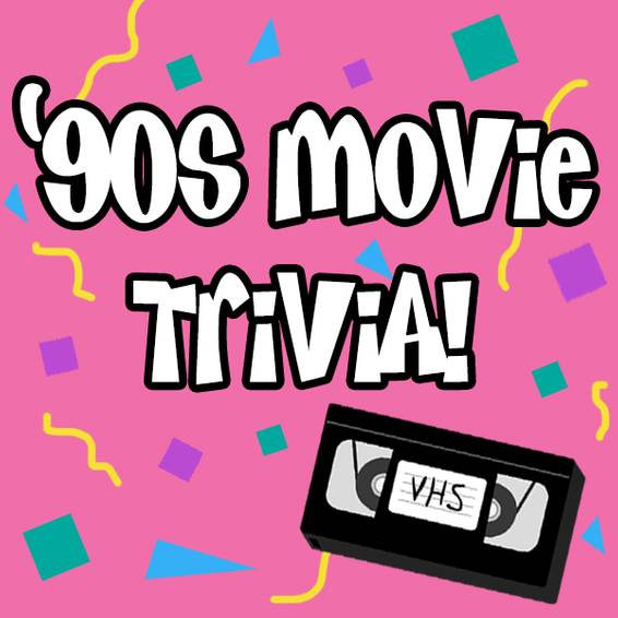 A 90s Movie Trivia experience project by Yaymaker