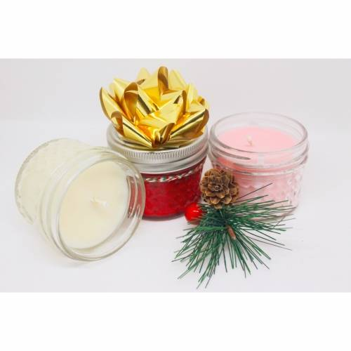 A Festive Candle Trio experience project by Yaymaker