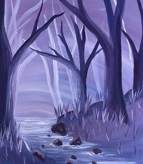 A Lavender Woods experience project by Yaymaker