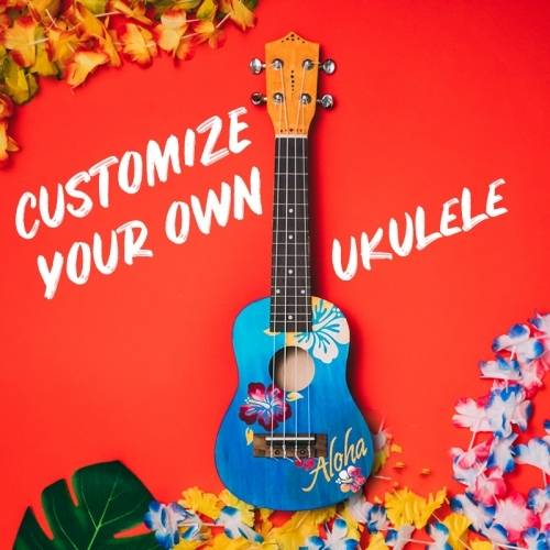 A Aloha Ukulele v1 experience project by Yaymaker