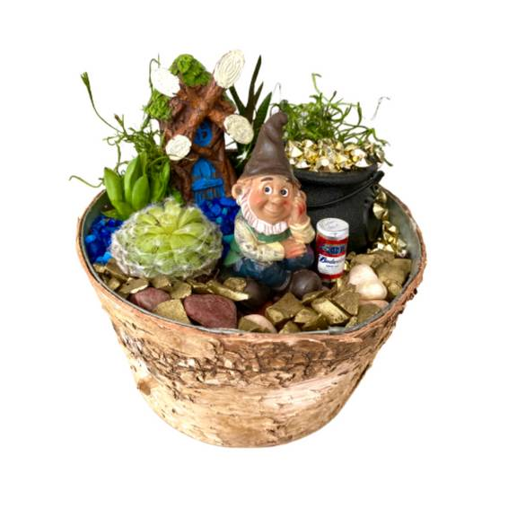 A Luck of The Irish Terrarium experience project by Yaymaker
