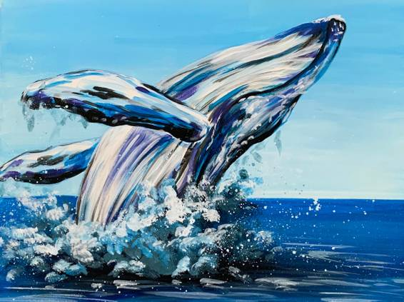 A Dance of the Humpback experience project by Yaymaker