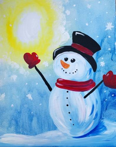 A Yay snowman YAY experience project by Yaymaker
