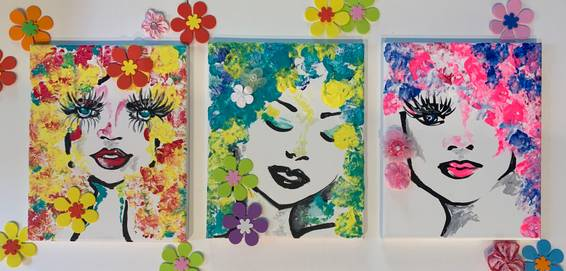 A Floral Beauties Choose Your design experience project by Yaymaker
