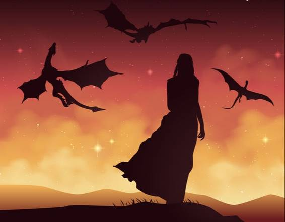 A The Mother of Dragons experience project by Yaymaker