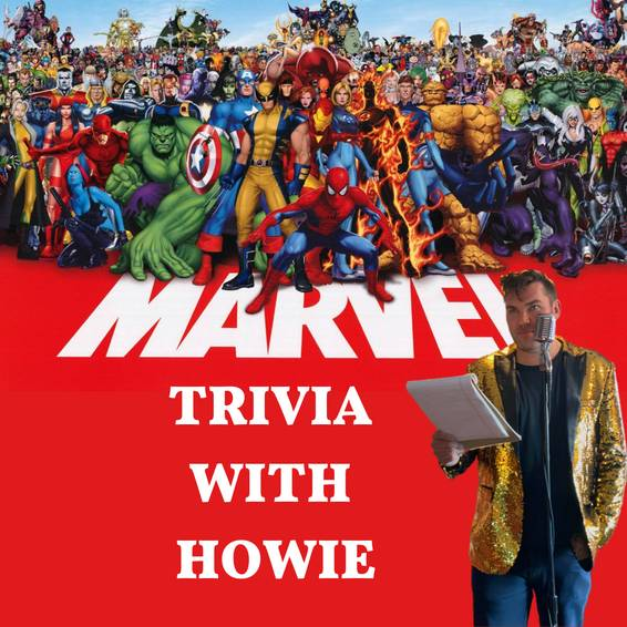 A Marvel Trivia with Howie TeamTavarone experience project by Yaymaker