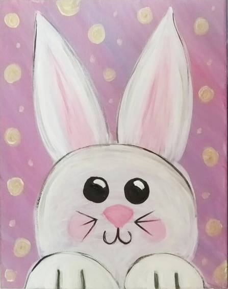 A Polka Dots Easter Bunny experience project by Yaymaker