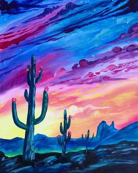 A Desert Daze experience project by Yaymaker