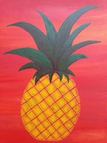 A Happy Pineapple experience project by Yaymaker