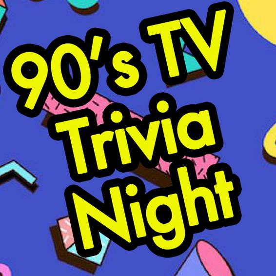 A 90s TV Trivia Night experience project by Yaymaker