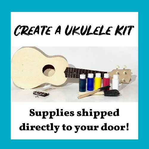 A Virtual Ukulele Kit experience project by Yaymaker