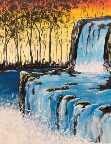 A Waterfalls experience project by Yaymaker