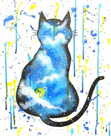 A Galaxy Cat Splash experience project by Yaymaker