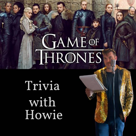 A Game of Thrones Trivia with Howie TeamTavarone experience project by Yaymaker