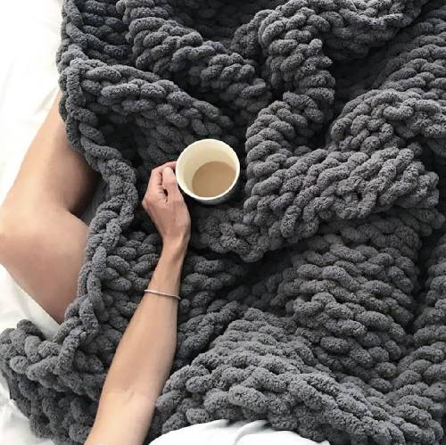 A Chunky Blanket Workshop experience project by Yaymaker