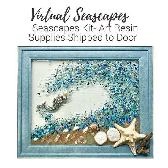 A Virtual Seascapes for 2  Supplies Shipped to Door experience project by Yaymaker